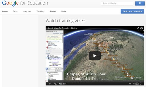Google for Education | Communications and Social Media | Scoop.it