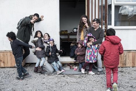 Conjuguer accueil des migrants, écologie et émancipation sociale : l'étonnant exemple de Grande-Synthe   Economie et société   Scoop.it