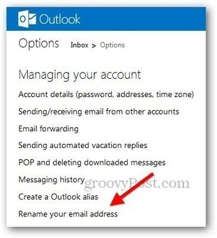 How to Rename Hotmail.com To Outlook.com Email | formation 2.0 | Scoop.it