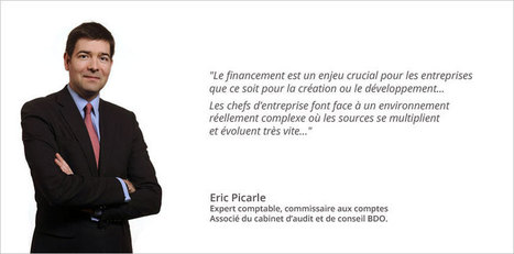 "Interview Eric Picarle, MOOC ""Financer votre entreprise"" BDO-Neodemia 