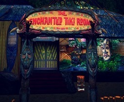 * Enchanted Tiki Room * | Second Life | Scoop.it
