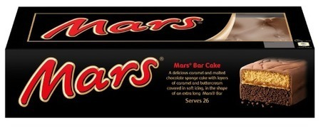 New Mars Bar Cake announced | Innovaciones y nuevos productos en la industria alimentaria | Scoop.it