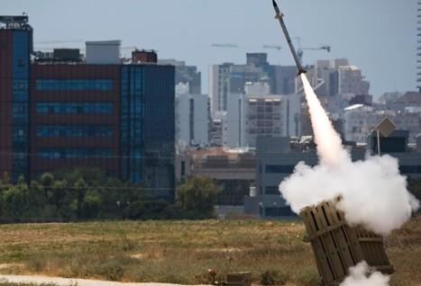 Iron Dome intercepts rockets over Tel Aviv region; sirens sound in Jerusalem area | Israel News | Scoop.it