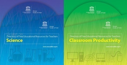 UNESCO Office in Bangkok: Directory of Free Educational Resources for Teachers | Emerging Learning Technologies | Scoop.it