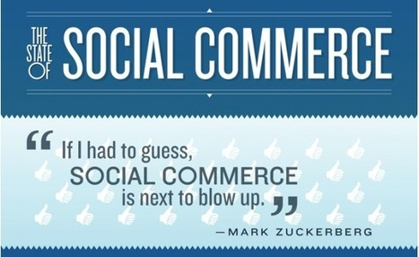 Infographic: The Value of Social Commerce | Social Media C4 | Scoop.it