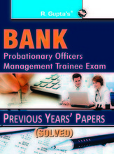 Bank Probationary Officer Exam Previous Papers (Solved) book,Bank PO Exam Papers Online | Bank PO Books,Best Bank PO Preparation Books,Books for Bank PO Exam,Buy Bank PO Books Online | Scoop.it