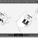 Microsoft patent reveals detachable dual display technology | The Futurecratic Scoop | Scoop.it