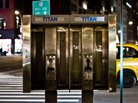 New York Will Build a City-Wide Wi-Fi Network Off of Its Old Payphones | Strengthening Brand America | Scoop.it