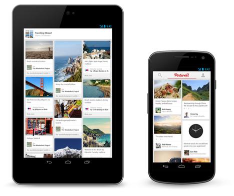 Suggerimenti Social: Optimize Pinterest for mobile | Tourism | Scoop.it