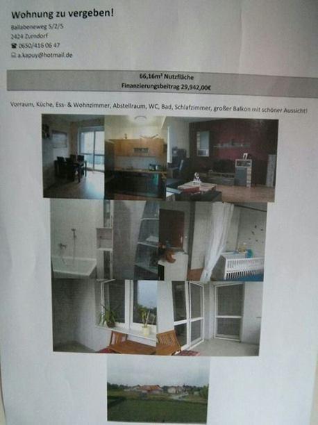 [Region] Mietwohnung zu vergeben! | Schönwasser-Newsletter | Scoop.it
