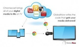 ChromeCast Streaming Media Delivery Engages, Entertains and Enables   Technology Today   Scoop.it