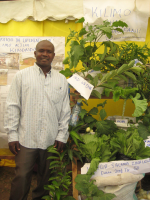 Urban agriculture: Star attraction at World Habitat Day in Dar es ... | Growing Food | Scoop.it