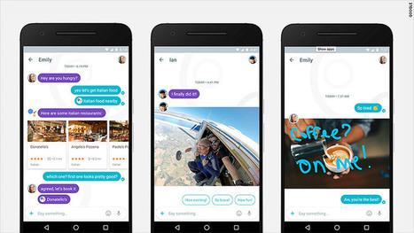 Google launches Allo — a messaging app that'll make Facebook jealous | e-commerce & social media | Scoop.it