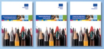 (MULTI) - Interinstitutional style guide | EU Publications Office | Glossarissimo! | Scoop.it