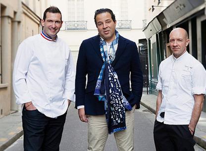 La Jeune Rue, nouveau ventre de Paris | Food & chefs | Scoop.it