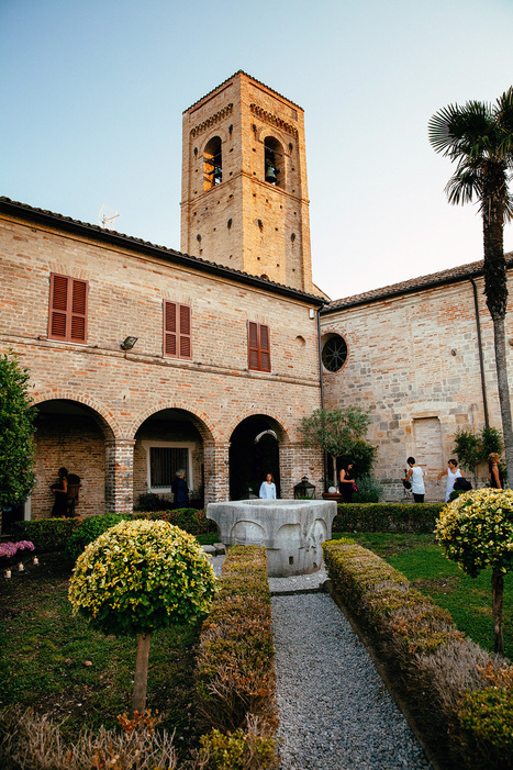 How a tiny (beautiful) village has found new Life | Pierti: the Atelier in Torre di Palme | Le Marche another Italy | Scoop.it