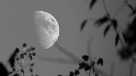 Moon | Life With a Click of a Button | Scoop.it