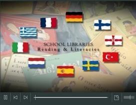 Rede Bibliotecas Escolares: School libraries - reading and literacies: reportagem da TVktvê | Media and information Literacy | Scoop.it