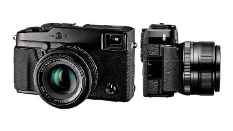 Fuji's Next Beautiful Mirrorless Camera Leaks | alles für den foto | Scoop.it