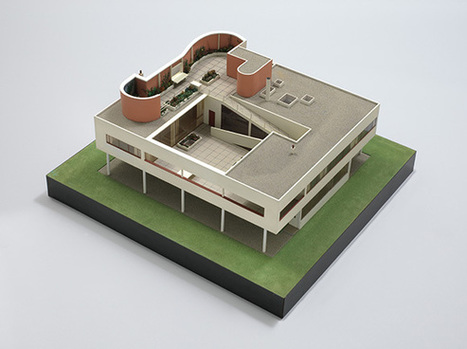 Le Corbusier, el arquitecto de la modernidad » Descubrir el Arte, la revista líder de arte en español   Rebollarte   Scoop.it