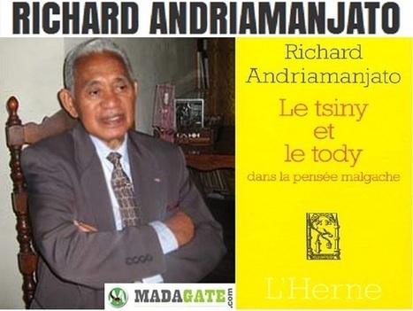 Madagascar : Richard Andriamanjato décède à Paris à l'âge de 83 ans | Ny Rado Rafalimanana - Madagascar | Scoop.it