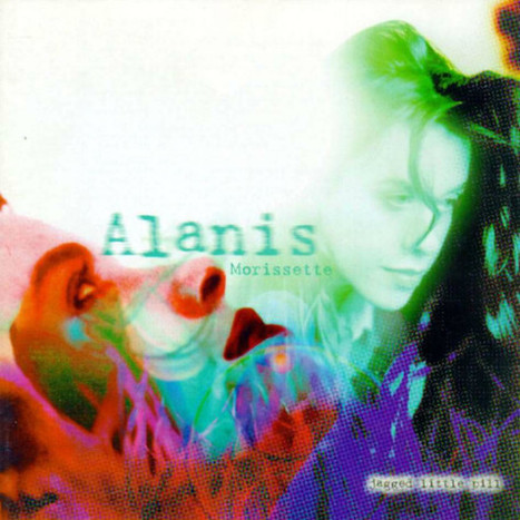 Alanis Morissette's 'Jagged Little Pill' Turns 20: Backtracking | Winning The Internet | Scoop.it