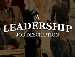 A Leadership Job Description - Forbes | Organisation Development | Scoop.it