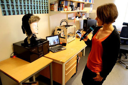 Face to face with Sweden's social robot | healthcare technology | Scoop.it