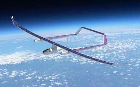 High altitude solar flyer | Aerodynamics | Scoop.it