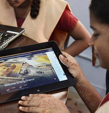 Cloud computing to enrich learning in govt. schools | Education | Scoop.it