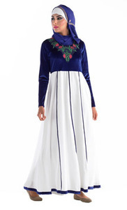 Season's Favorite Anarkali Abaya | Islamic Clothes Online | Scoop.it