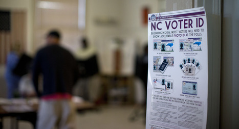 Court strikes down North Carolina voter ID law | Coffee Party Feminists | Scoop.it