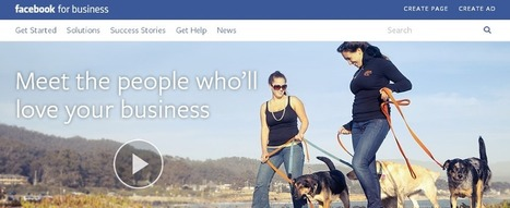 Facebook's New Resource for Businesses | News | eZanga.com | All Facebook | Scoop.it