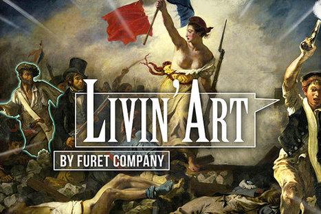 Livin'art - Futur en Seine 2015 | Clic France | Scoop.it