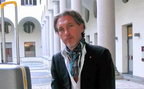 marcel wanders on luggage design for fabbricapelletteriemilano - designboom | architecture & design magazine | DESIGN | Scoop.it