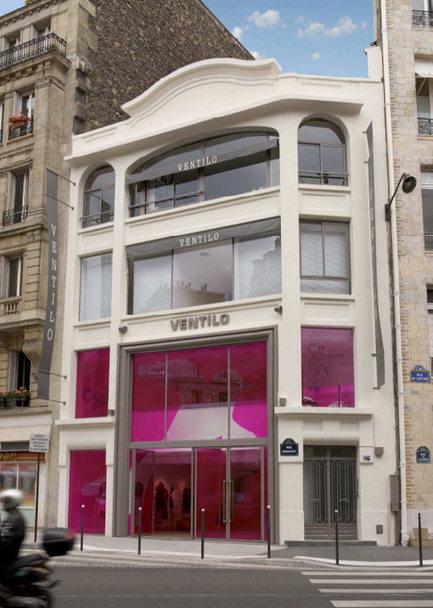 Ventilo repris par les propriétaires de Majestic Filatures | Made In Retail : L'actualité Business des réseaux Retail de la Mode | Scoop.it