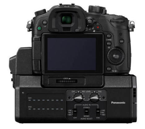 Cámaras Panasonic de Cine Digital 4K 2K HD AG-AF100 / GH4 4K / GH3 / G6 con óptica intercambiable y entrada de audio | COMPACT VIDEO & PHOTOGRAPHY | Scoop.it