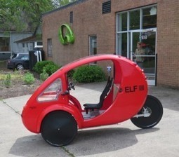 Solar-Pedal Trike Fits the Niche Between Bikes and Cars | Vertical Farm - Food Factory | Scoop.it