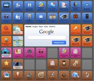 College and Career Readiness Symbaloo | Research Tools for Middle School | Scoop.it