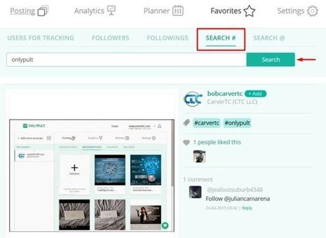 4 outils pour programmer vos publications sur Instagram | Les outils de la veille | Webmarketing et Réseaux sociaux | Scoop.it