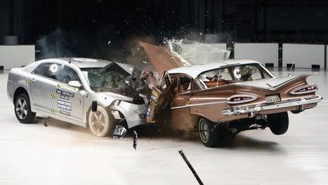 Dans quelques années, il ne sera plus possible de mourir en voiture | 694028 | Scoop.it