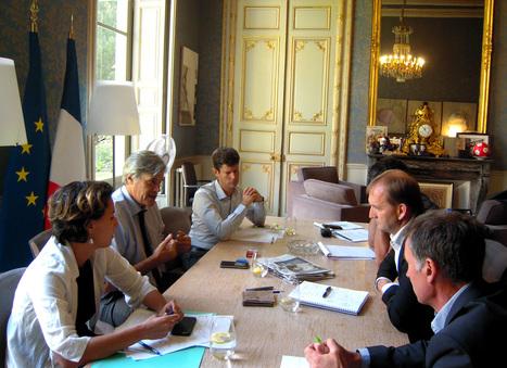 La FNCUMA a rencontré Stéphane Le Foll, ministre de l'Agriculture | Revue de presse FNCUMA | Scoop.it