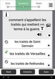 Quizpedia: créer vos quiz en ligne ou sur tablette | Ressources pour les TICE en primaire | Scoop.it
