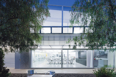 Net-zero Architecture: Morphosis' new Culver City office | The Architecture of the City | Scoop.it