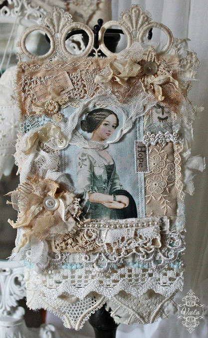 Shabby Chic Inspired: hope | Crafting | Scoop.it
