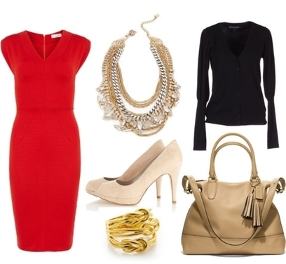 Want To Project Confidence At The Office?  Try The Statement Necklace | Jewlery | Scoop.it