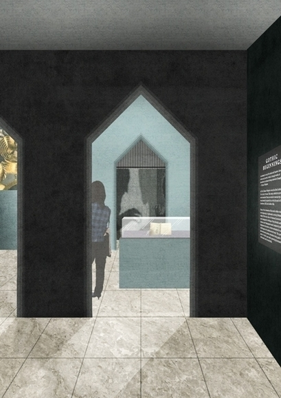 British Library to host UK's 'biggest ever' Gothic exhibition | News | Design Week | Library design | Scoop.it