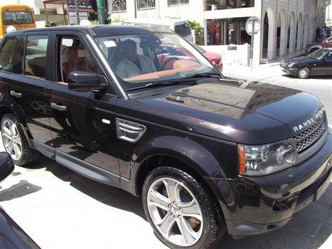 Range Rover 2010 - Full Options For sale in Amman - 90.000 JOD | Cars For Sale In Jordan | Scoop.it