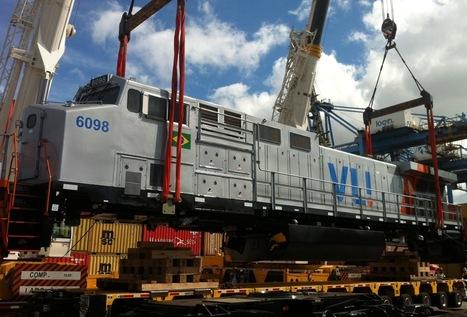 Brasil | Empresa de logística  da Vale recebe  aporte de BRL 2 bi | Notícias-Ferroviárias Português | Scoop.it
