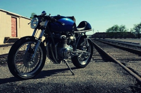 Cafe Racer by Goings Moto | Cafe Racers | Scoop.it